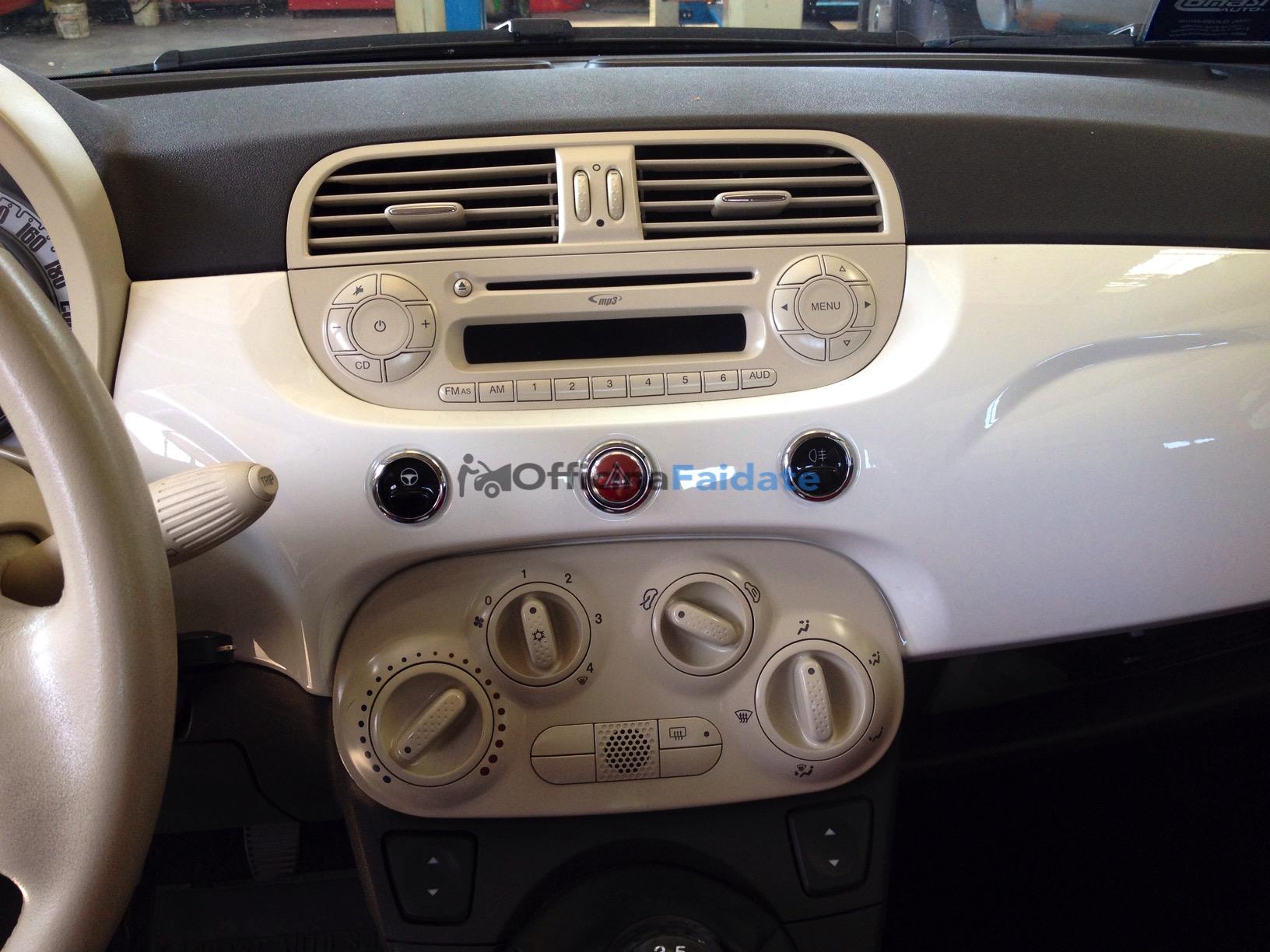 Sostituzione Lampadine Cruscotto Fiat Fiorino: Hornet cambio colore strumentazione digitale.