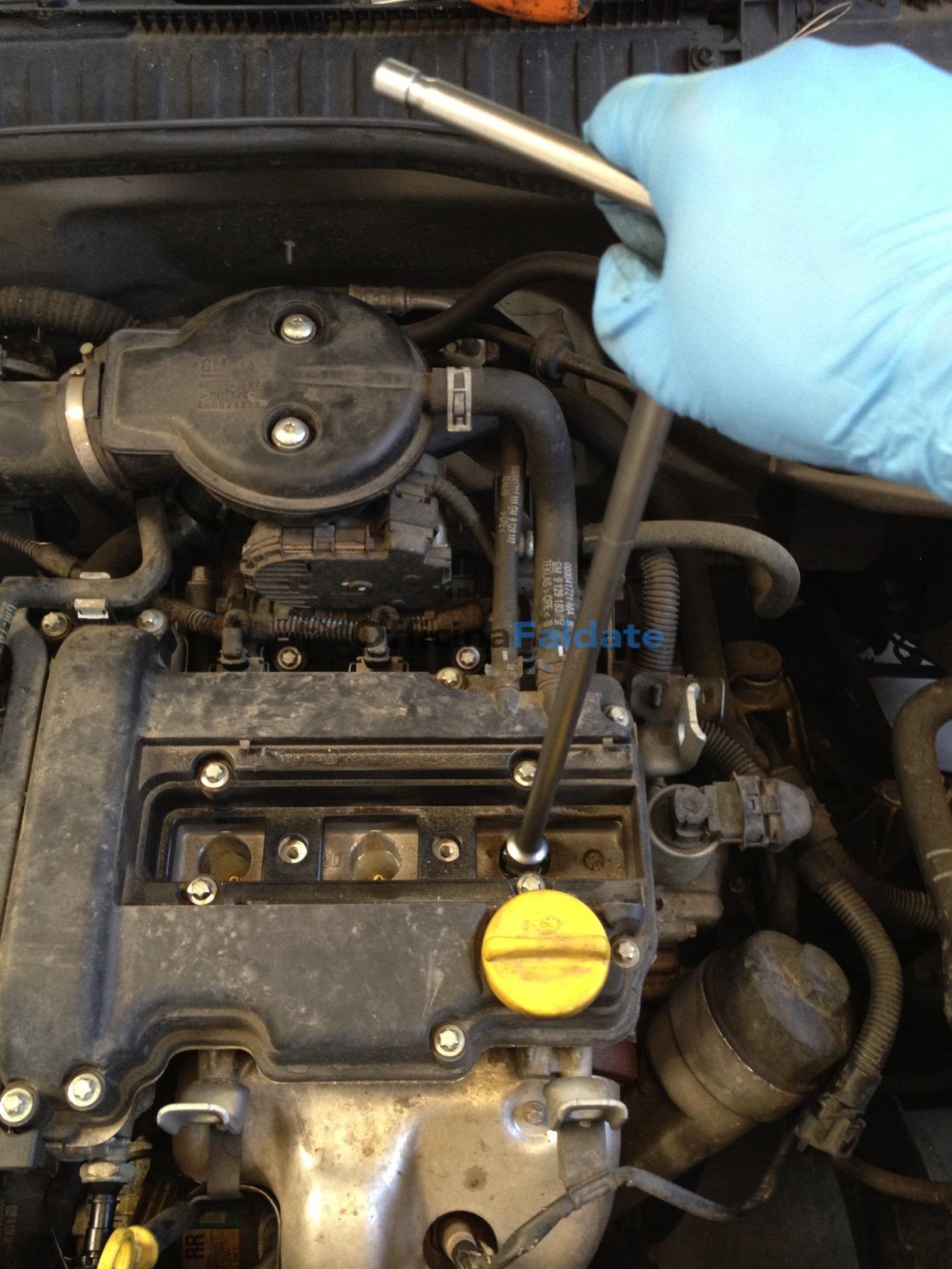 Candele accensione Opel Corsa-5