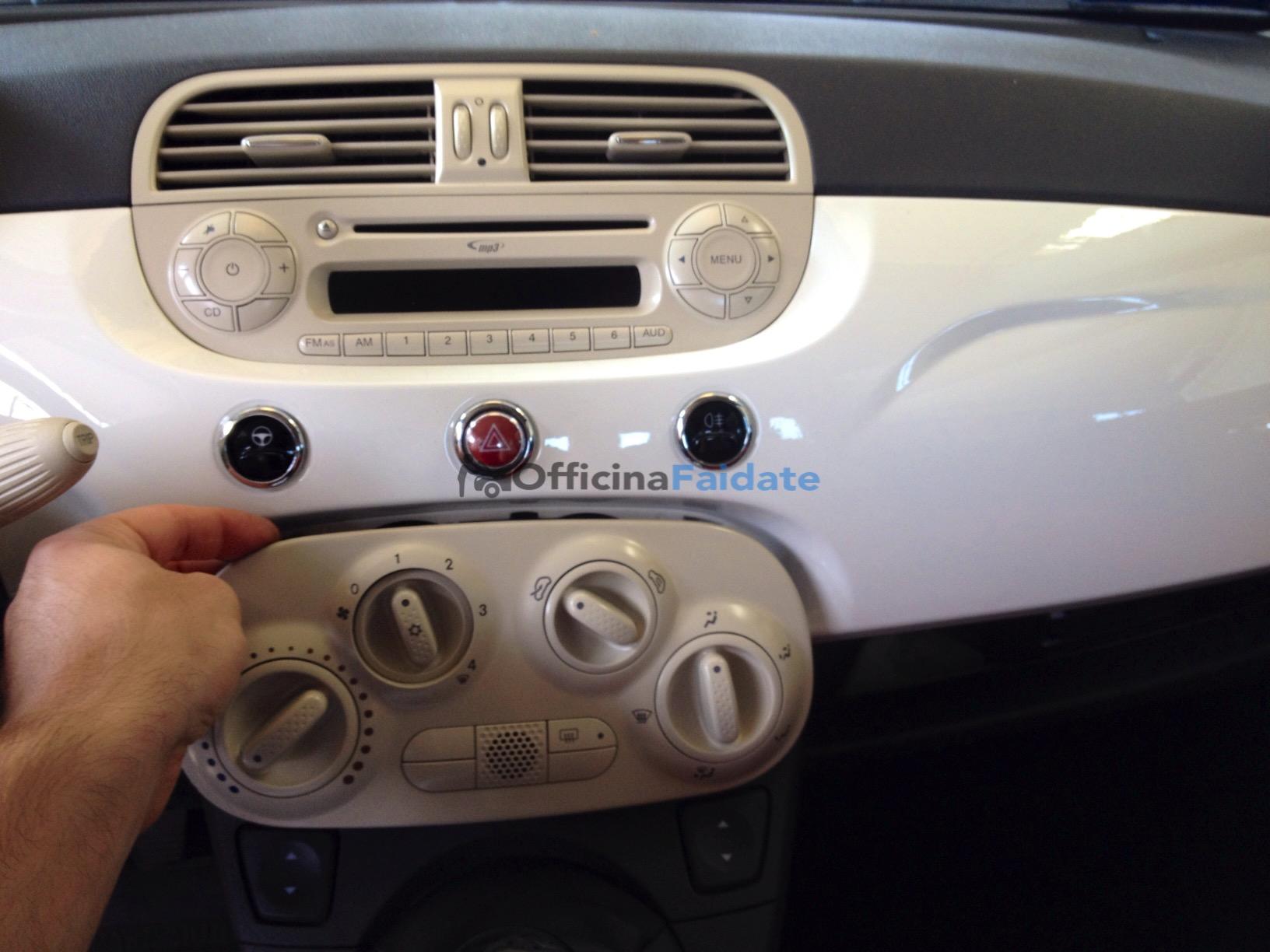 Lampadine cruscotto Fiat 500-1