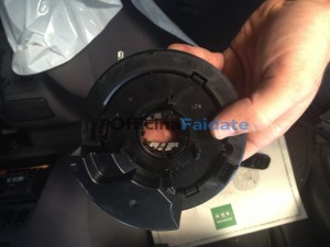 sensore angolo sterzo airbag classe a