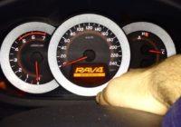 Reset service di manutenzione Toyota Rav4 (3)