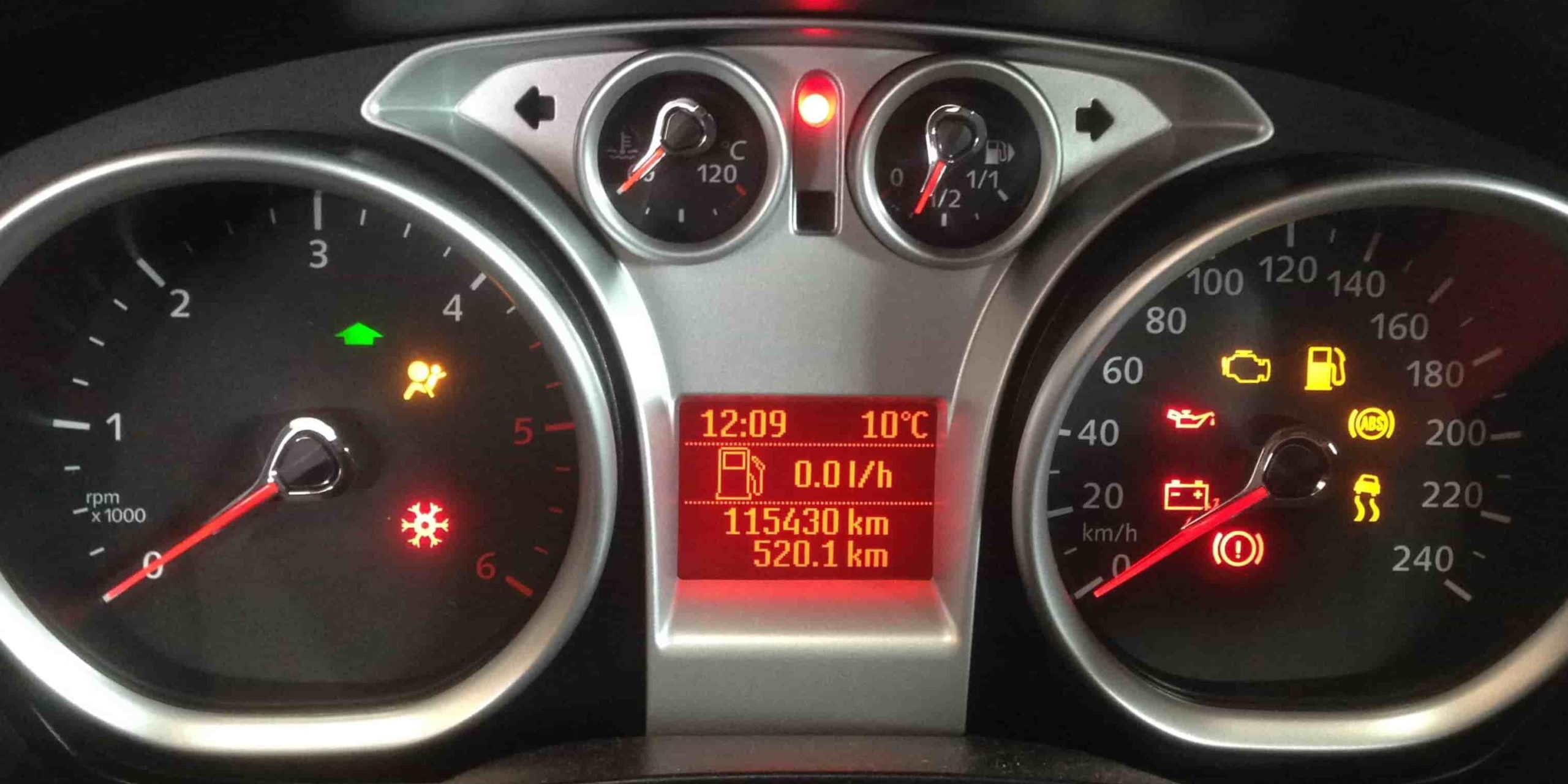 2 service ford focus